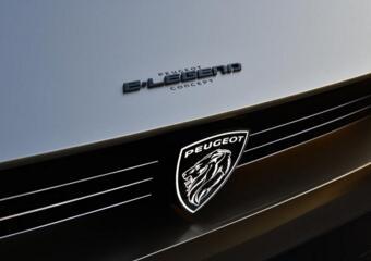 """标致全新电动汽车logo""""Motion&e-Motion""""将在日内瓦车展亮相"""