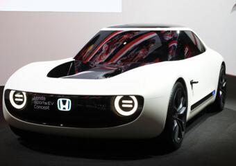本田提交Honda e商标申请被认为是将进军电动化汽车领域的征兆