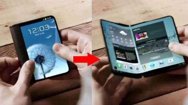 三星抢先发布首款可折叠屏智能手机Galaxy Fold,价格过万