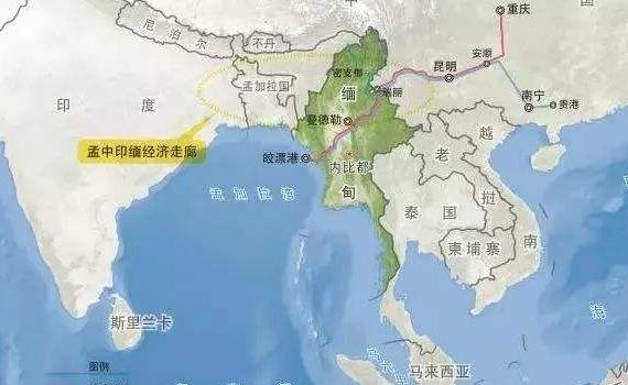 中缅经济走廊建设不断推进