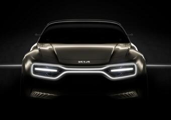 起亚全新纯电动概念车将于下个月在日内瓦车展首次亮相