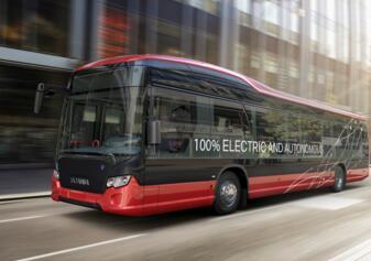 斯堪尼亚和Nobina运营商将合作启动无人驾驶巴士行车试验