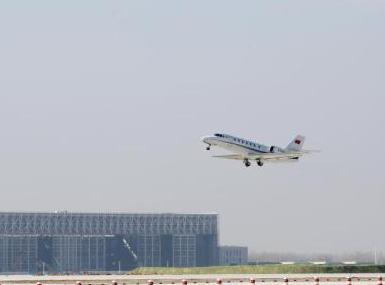 北京大兴国际机场飞行校验比原计划提前19天结束