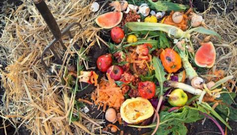 堆肥是什么?堆肥生产有机肥的技术原理、方法、过程、设备简述