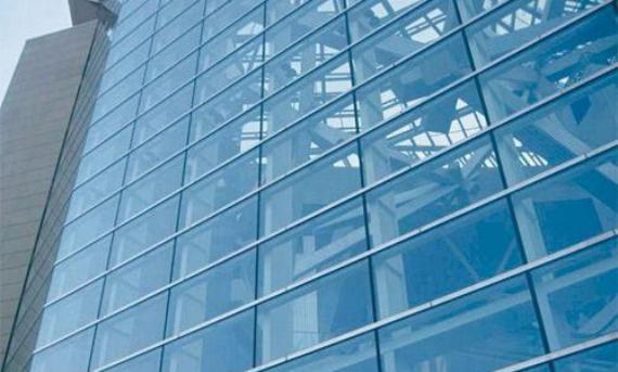 隐框玻璃幕墙工法特点及施工工艺流程