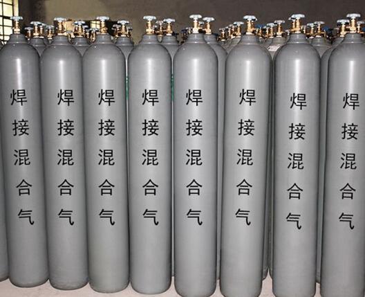 焊接中混合气体的种类及特征