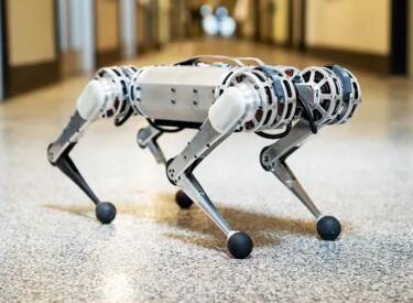 """麻省理工打造出一款""""可爱又迷人""""的猎豹机器人"""