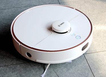360扫地机器人S7上手体验:干净无死角,噪音很小