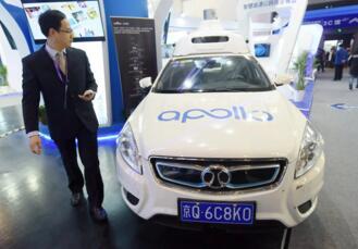 百度Apollo平台在自动驾驶汽车测试上,综合实力仅次于Waymo
