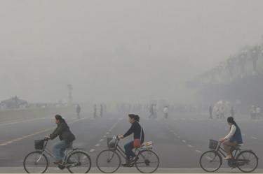 京津冀大气重污染成因为超强度污染排放