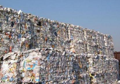 国内主流废纸回收率的计算方法及过程