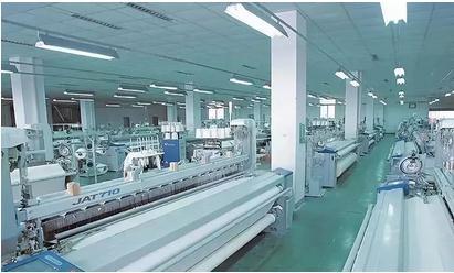 中西部纺织产业正在加速发展