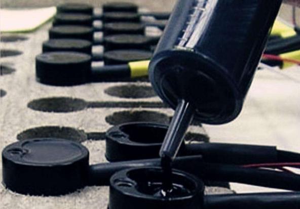 环氧树脂灌封胶的特征及其施工工艺