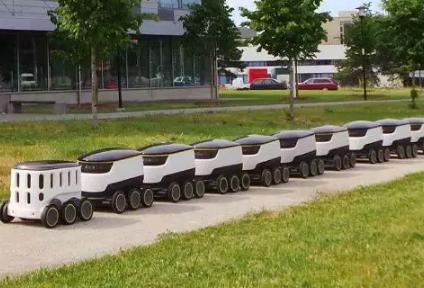 交付机器人为何会兴起?