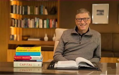 ?比尔-盖茨列年度十大突破性科技