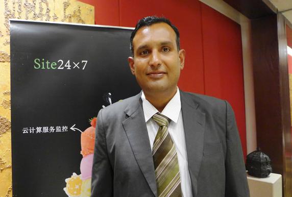 卓豪Site24x7宣布在上海建立数据中心,并推出监测服务