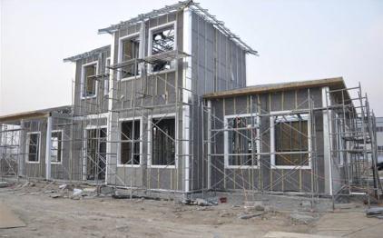 建筑业发展模式将由粗放型增长转向集约型增长