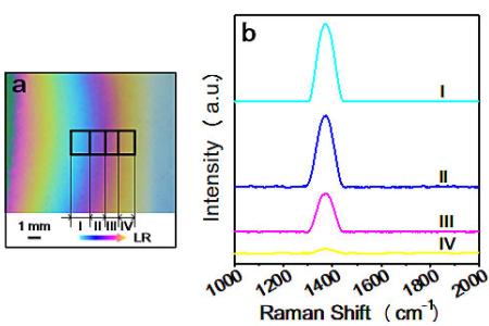 ?王景明博士团队通过CVD方法制备出双向梯度氮化硼纳米片网格表面