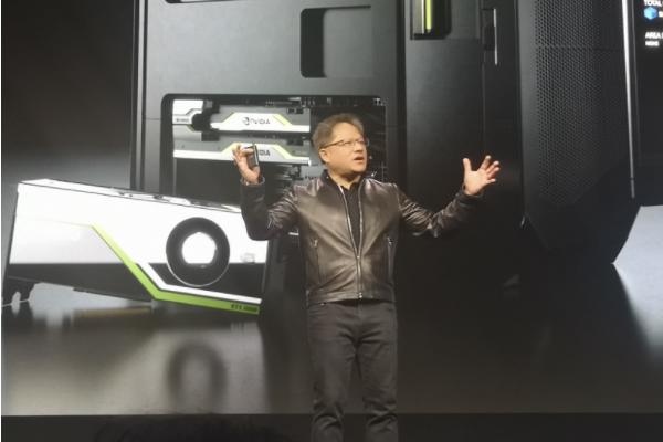 英伟达CEO黄仁勋:NVIDIA追求技术创新从未停止