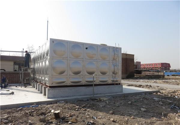 不锈钢水箱施工方案以及验收方法
