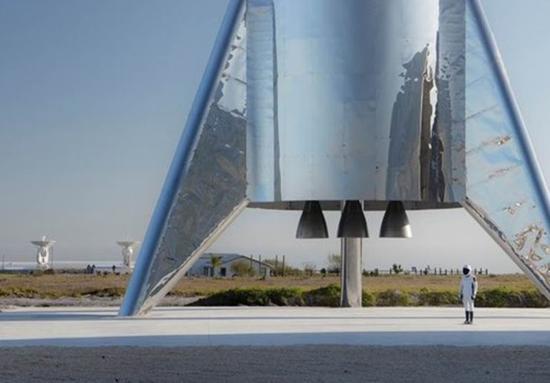 SpaceX星际飞船(Starship)将首次短暂试飞