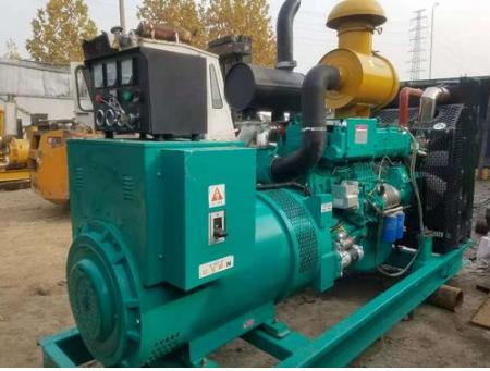 柴油发电机组安装规范是什么?耗油量如何计算?