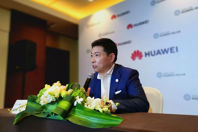 华为CEO余承东:未来唯一核心战略就是全场景智慧化生活体验升级