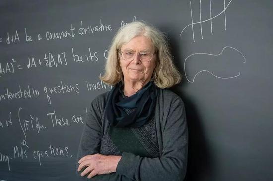 2019年阿贝尔奖揭晓:凯伦·乌伦贝克获得,系首位女性获奖者