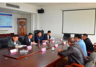 山东森高新材料科技有限公司聚氨酯项目座谈会暨签约仪式在化工园区举行