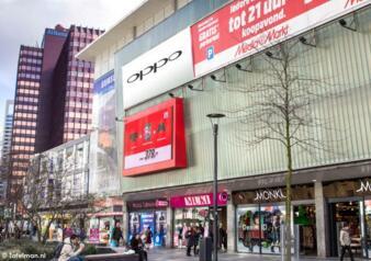 """OPPO与MediaMarkt合作,在荷兰开设首家概念性""""店中店"""""""
