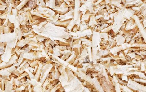 木屑进行过氧化氢漂白提高白度的方法