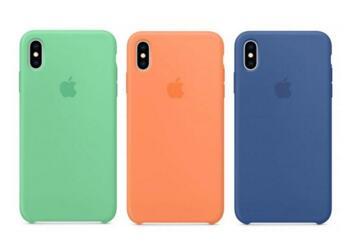 苹果推出全新iPhone保护套和Apple Watch表带产品线