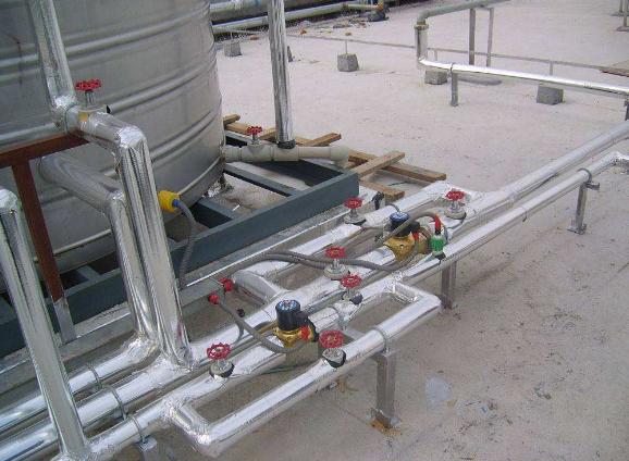 给排水工程中用到的16种管材、给排水工程施工要点汇总