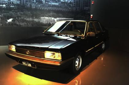 """""""桑塔纳""""当年为何能称雄中国轿车市场?"""