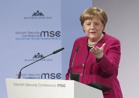 德国总理默克尔发表华为参与5G建设讲话:不会排除特定国家和企业