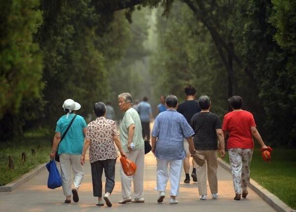 全国进入深度老龄化,2018年6省份65岁及以上人口跨过14%线