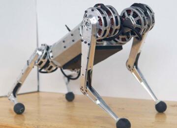 桑巴?金教授談論MIT迷你獵豹機器人設計