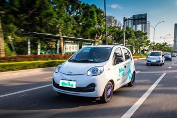 交通部:共享汽车不能收取用户押金