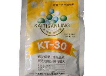 KT-30的作用及生理功效