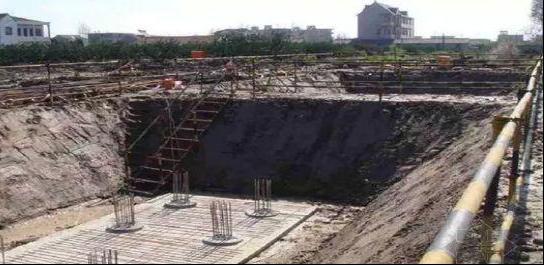 八大基坑支护结构类型及基坑支护工程施工方法