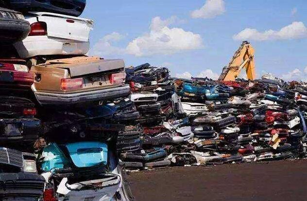 我国将于2020年前后迎来汽车报废高峰 报废机动车回收难在何处