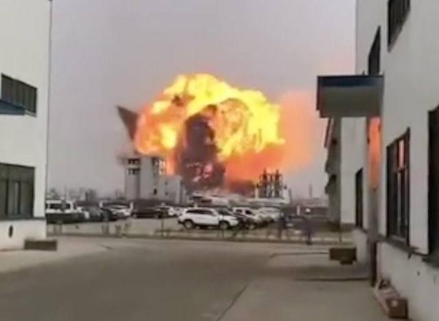 """盐城化工厂苯爆炸,""""苯""""到底有多可怕,面对苯中毒我们如何自救?"""