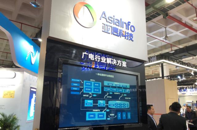 亚信科技推出企业业务运营支撑云平台——云BOSS总体方案