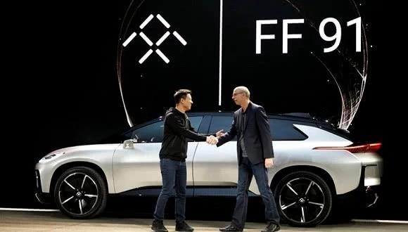 贾跃亭FF将与第九城市成立合资公司,拟募资5亿美元