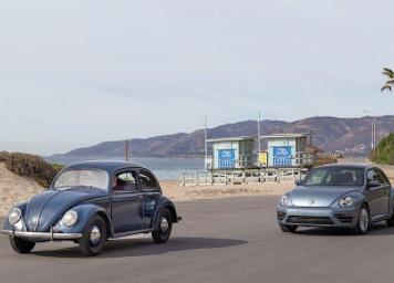大众甲壳虫车型与其电动版车型将不再生产