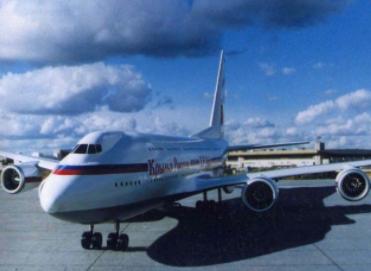 """""""超级巨兽""""苏霍伊KR-860双层宽体巨无霸客机未能翱翔天空"""