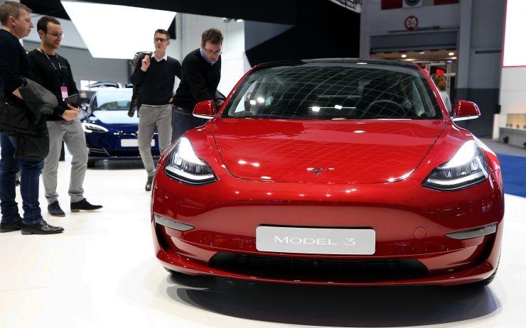 Model 3降价是需求下降的证据