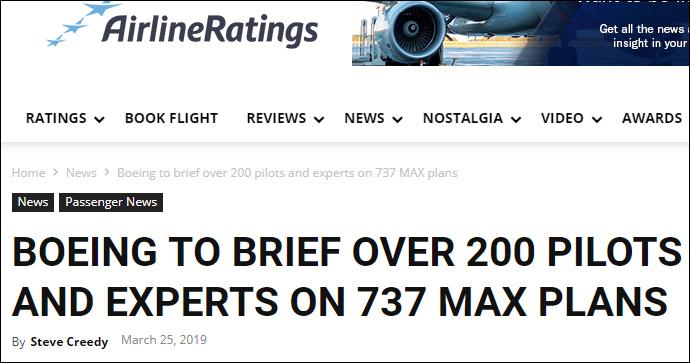 波音计划复飞737MAX,软件更新修复即将完成?