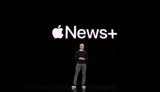 2019年苹果春季新品发布会以软件服务为核心