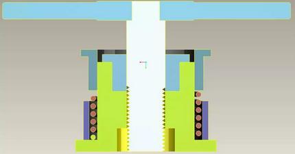 攻螺纹垂直器使用方法、特点、设计方案